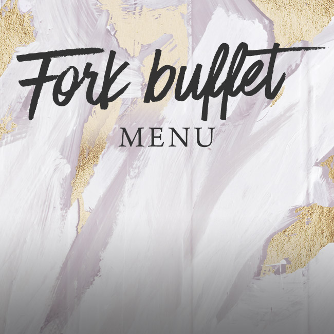 Fork buffet menu at The Chilworth Arms