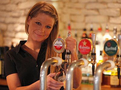 Bar jobs at The Chilworth Arms